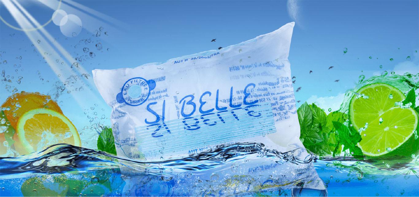 L'eau Si Belle, reconnue pour sa qualité